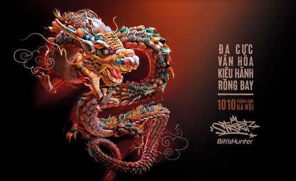 Thương hiệu Việt sáng tạo Rồng Việt đương đại kỉ niệm 1010 năm Thăng Long - Hà Nội - Ảnh 4.