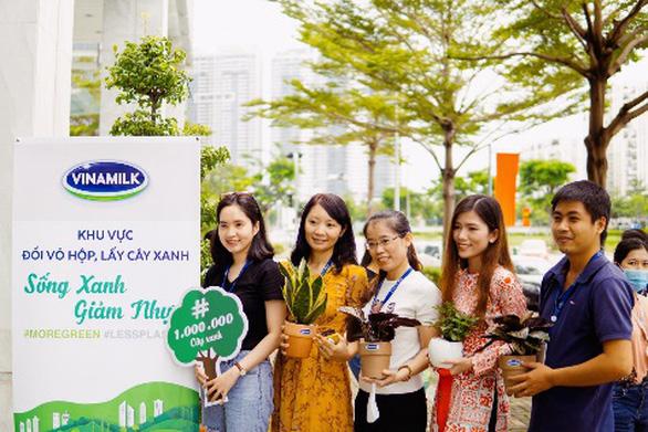 Vinamilk liên tiếp  được bình chọn là nơi làm việc tốt nhất Việt Nam - Ảnh 6.