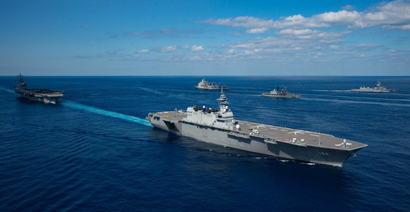 Tướng Mỹ nói sẽ đưa quân đến quần đảo Senkaku/Điếu Ngư - Ảnh 2.