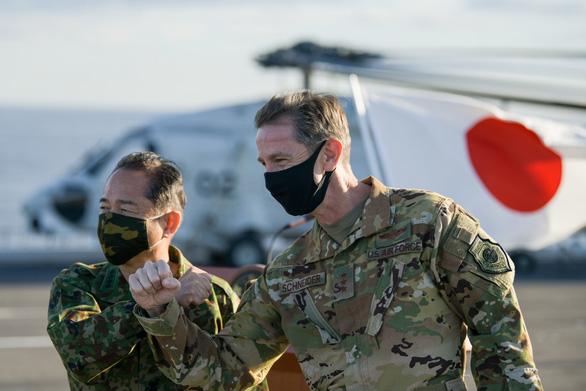 Tướng Mỹ nói sẽ đưa quân đến quần đảo Senkaku/Điếu Ngư - Ảnh 1.