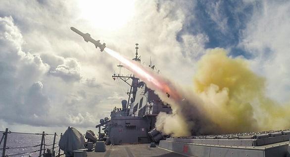 Bất chấp Bắc Kinh phản ứng, 100 dàn tên lửa Harpoon của Mỹ sẽ đến Đài Loan - Ảnh 1.