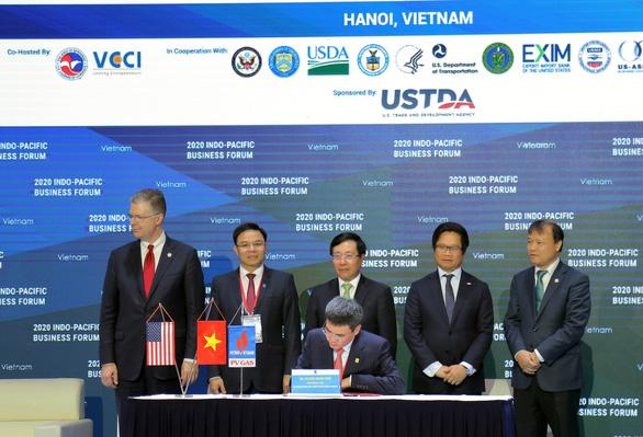 PV Gas và tập đoàn Mỹ xây dự án kho cảng LNG Sơn Mỹ, Bình Thuận - Ảnh 2.