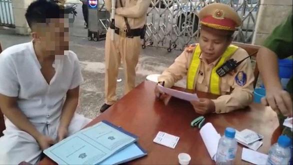 Phát hiện nhiều tài xế nghiện ma túy trên cao tốc Hà Nội - Lào Cai - Ảnh 1.