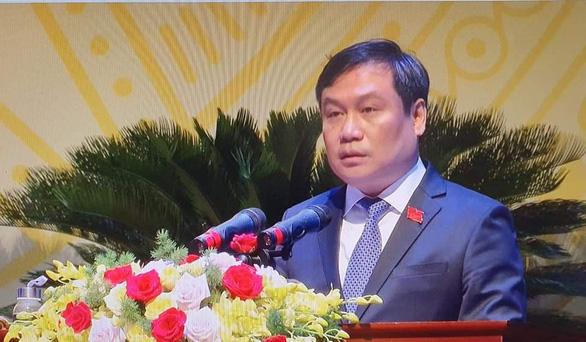 Ông Vũ Đại Thắng tái đắc cử bí thư Tỉnh ủy Quảng Bình - Ảnh 1.