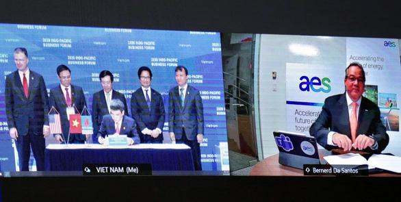 PV Gas và tập đoàn Mỹ xây dự án kho cảng LNG Sơn Mỹ, Bình Thuận - Ảnh 1.