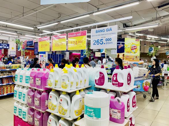 Chuỗi siêu thị  Saigon Co.op giảm giá hơn 1.000 mặt hàng - Ảnh 1.