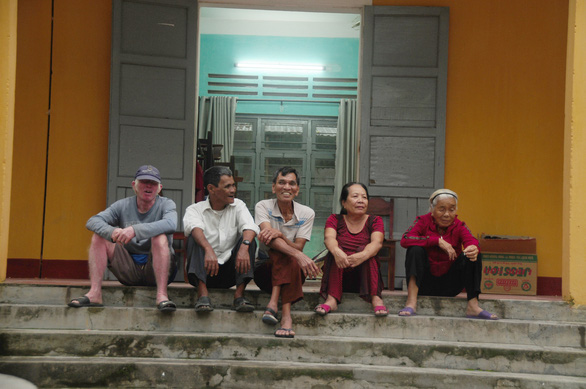 Dân Hội An vào trú bão trong… villa, resort: Cứ ở thoải mái, bão tan biển yên hẵng về - Ảnh 6.