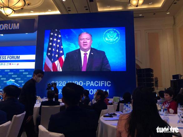 Ngoại trưởng Mỹ Pompeo thăm chính thức Việt Nam từ 29-10 - Ảnh 1.