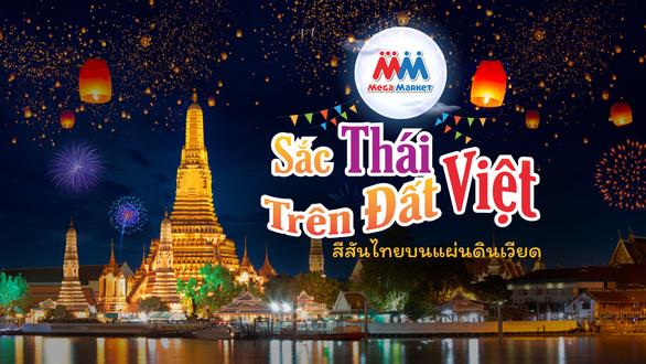 Sắp diễn ra chương trình Sắc thái trên đất Việt tại MM Mega Market - Ảnh 1.