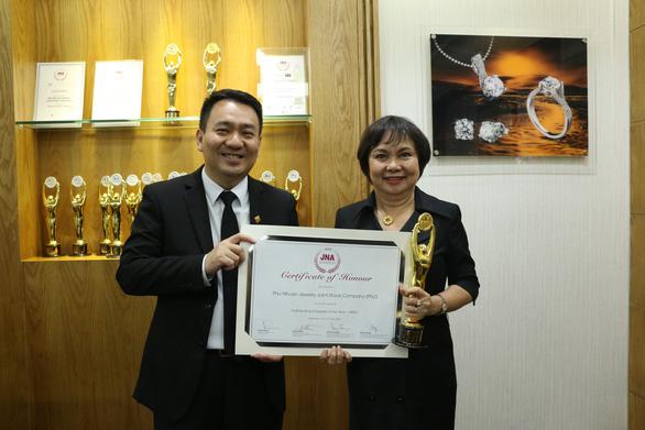 PNJ trở thành Doanh nghiệp xuất sắc nhất châu Á - Thái Bình Dương - Ảnh 1.