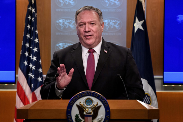 Ngoại trưởng Mỹ ca ngợi Indonesia dứt khoát bảo vệ chủ quyền trước Trung Quốc - Ảnh 1.