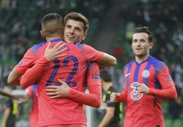 Chelsea đại thắng Krasnodar trên đất Nga - Ảnh 3.