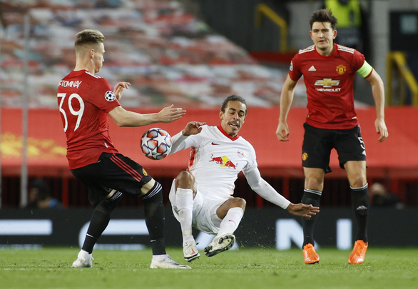 Rashford lập hat-trick, Man United hủy diệt Leipzig - Ảnh 3.