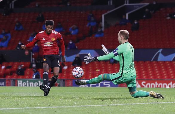 Rashford lập hat-trick, Man United hủy diệt Leipzig - Ảnh 2.