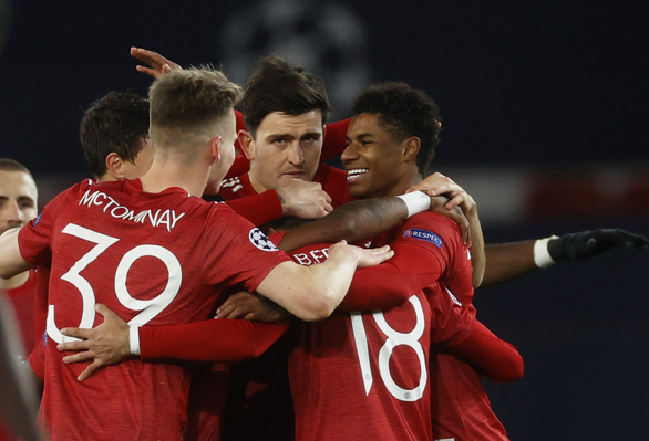 Rashford lập hat-trick, Man United hủy diệt Leipzig - Ảnh 1.