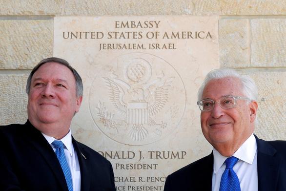 Mỹ cho phép công dân sinh tại Jerusalem ghi Israel là nơi sinh - Ảnh 1.