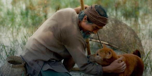 Phim Cậu Vàng công bố hình ảnh đầu tiên của lão Hạc và chú chó - Ảnh 2.