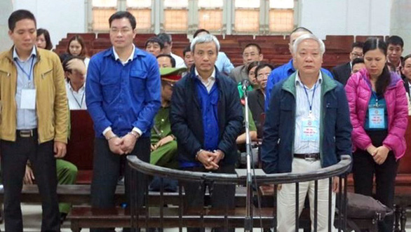 Truy tố cựu chủ tịch và cựu tổng giám đốc GPBank vì gây thiệt hại 961 tỉ - Ảnh 1.