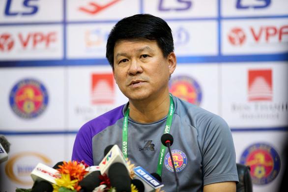 HLV Vũ Tiến Thành: Hà Nội muốn vô địch phải thắng Sài Gòn - Ảnh 1.