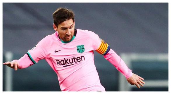 Messi là Harry Potter của bóng đá - Ảnh 1.