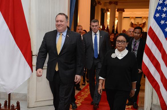 Mỹ - Indonesia đồng sàng dị mộng - Ảnh 1.