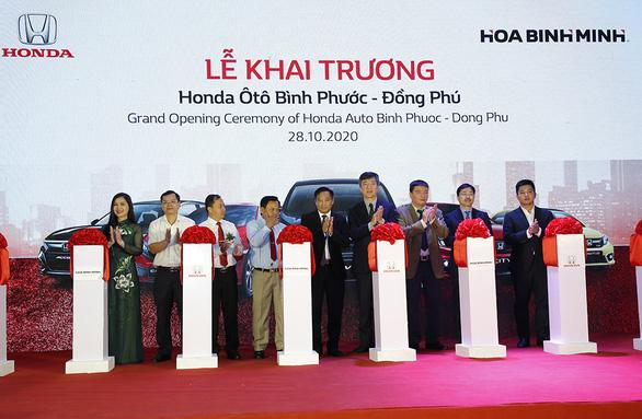 Tưng bừng khai trương Đại lý Honda Ôtô Bình Phước - Đồng Phú - Ảnh 1.