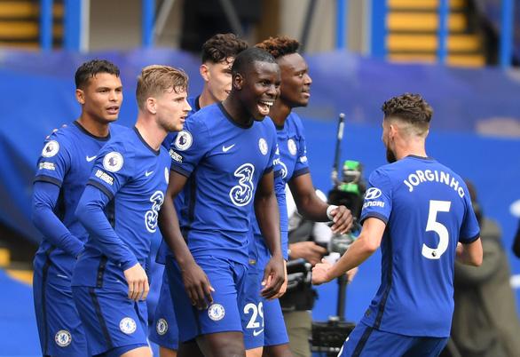 Bùng nổ trong hiệp 2, Chelsea ghi liền 4 bàn hạ Crystal Palace - Ảnh 1.