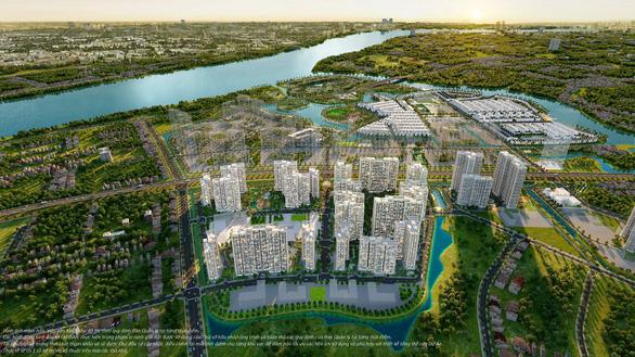 Sở hữu căn hộ Vinhomes Grand Park với 200 triệu trả trước - Ảnh 1.