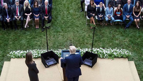 Những điều đã biết và chưa biết về bệnh tình của ông Trump - Ảnh 4.