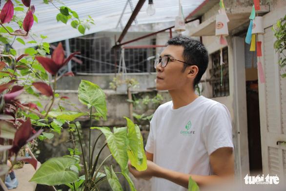 Green Life vì môi trường chiến thắng Thanh niên kiến tạo 2020 - Ảnh 2.