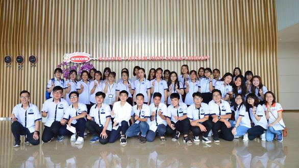 Đại học Tài chính - Marketing: Xét tuyển học bạ vào chương trình liên kết quốc tế - Ảnh 1.