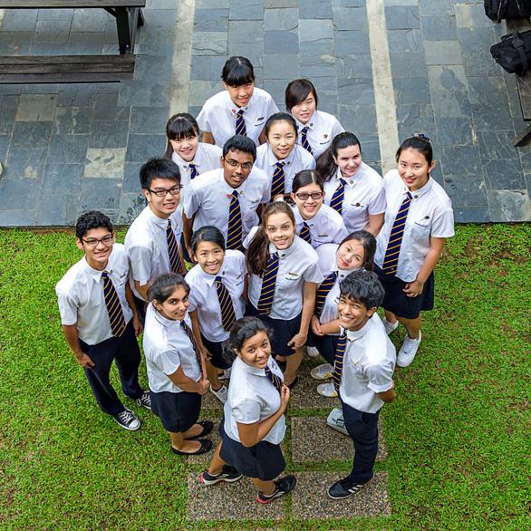 Du học hệ quốc tế của trường trung học công lập Singapore - Ảnh 1.