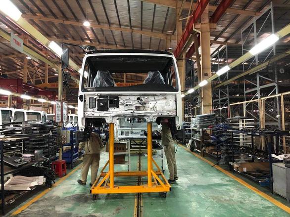 Doanh nghiệp lắp ráp xe tải vượt khó bằng thị trường ngách - Ảnh 1.