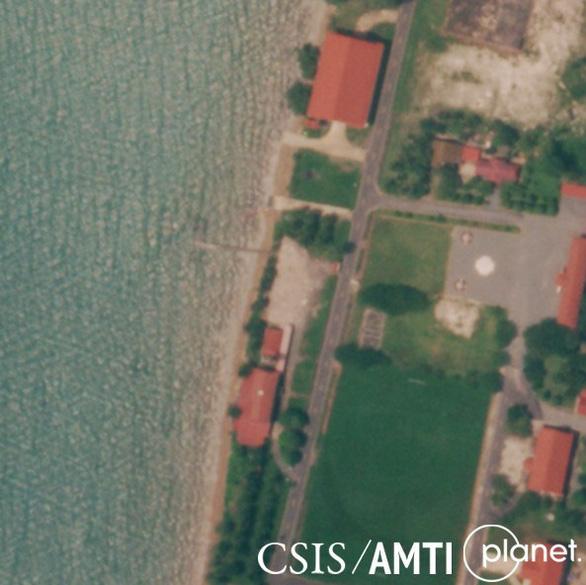 Campuchia phá bỏ tòa nhà Mỹ xây ở căn cứ hải quân Ream? - Ảnh 1.