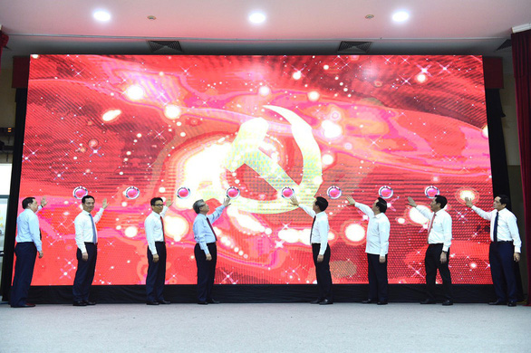Khai trương Trang tin điện tử Đảng Cộng sản Việt Nam - Đại hội XIII - Ảnh 2.