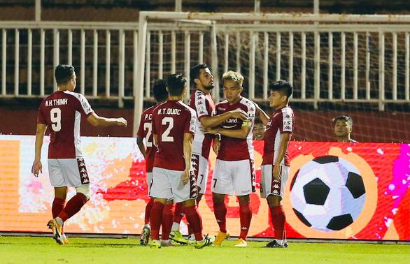 HAGL thua trận thứ 5 liên tiếp ở giai đoạn 2 V-League 2020 - Ảnh 1.