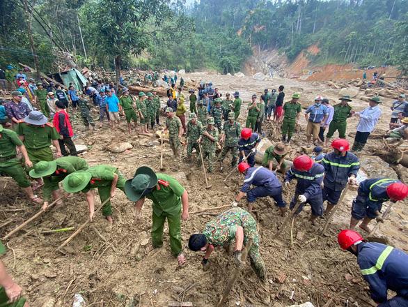 Nỗi lo sạt lở đất nhìn từ thảm cảnh Trà Leng - Ảnh 1.