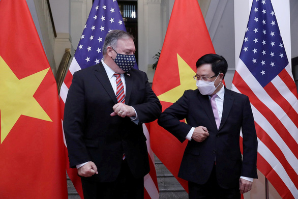 Ông Pompeo: Mỹ cam kết duy trì quan hệ ổn định, tiếp tục hợp tác với Việt Nam - Ảnh 2.