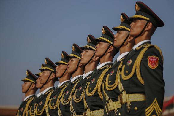 Trung Quốc muốn hiện đại hóa quân đội trong thập kỷ này - Ảnh 1.