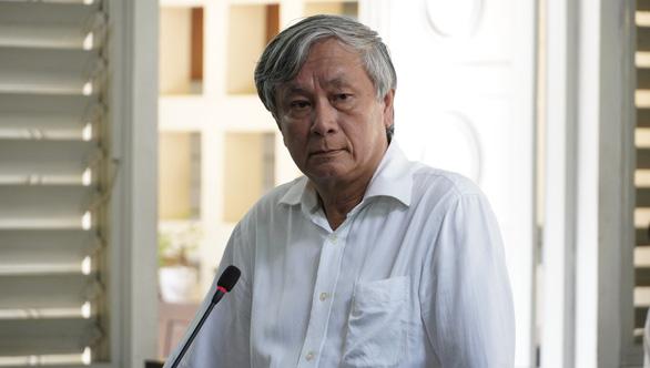 Nguyên giám đốc Sở Y tế Long An bị đề nghị 3 - 4 năm tù - Ảnh 1.