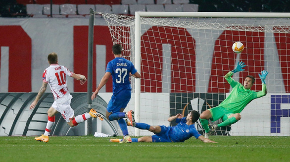 Thảm bại ở Belgrade, thủ môn Việt kiều Filip Nguyen: Chúng tôi đá như... sinh viên - Ảnh 1.