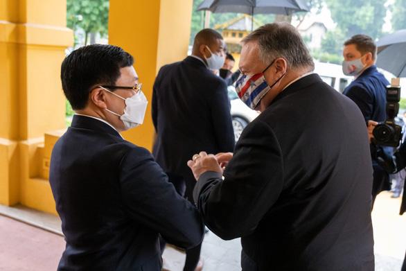 Mỹ khẳng định quan hệ với Việt Nam đang 'mạnh mẽ chưa từng thấy' - Ảnh 1.