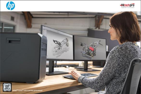 Z4 G4 Workstation - Máy trạm siêu mạnh mẽ của HP - Ảnh 1.