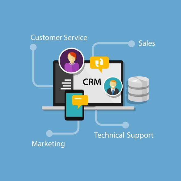 Giải pháp quản lý khách hàng với CRM dành cho chủ shop - Ảnh 1.
