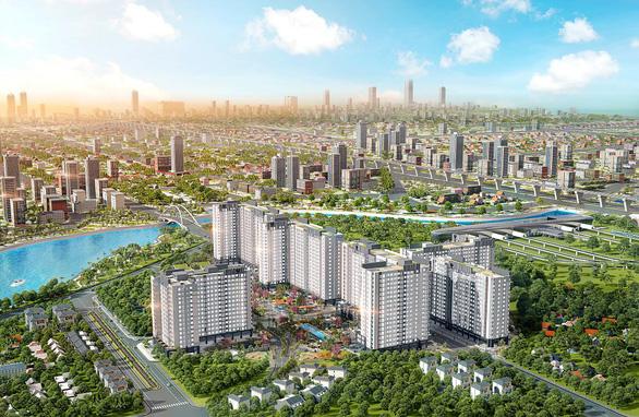 Pháp lý hoàn thiện: Mãnh lực gia tăng sức hút cho các dự án bất động sản - Ảnh 1.
