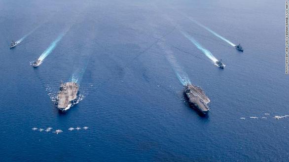 Đài CNN: Tổng thống Mỹ kế tiếp phải đối mặt quân đội Trung Quốc đang mạnh lên - Ảnh 1.
