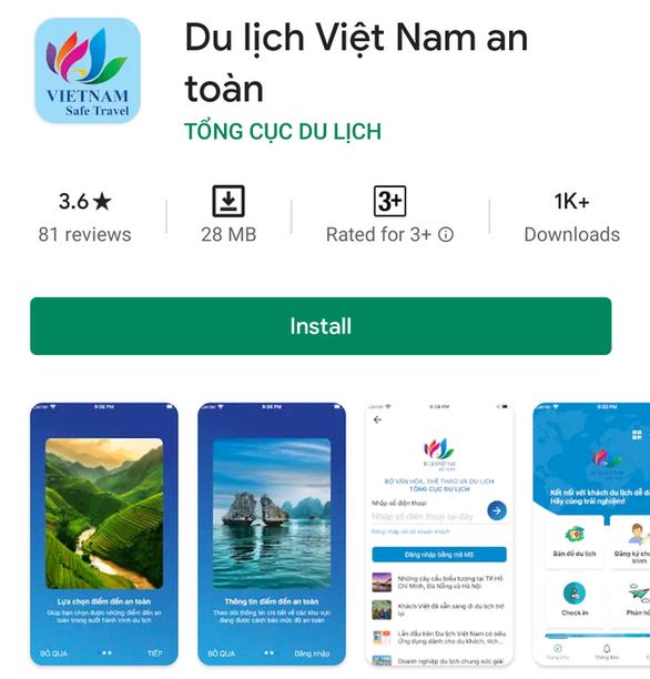 Đưa ứng dụng Du lịch Việt Nam an toàn để xử chặt chém, lừa đảo du khách - Ảnh 2.