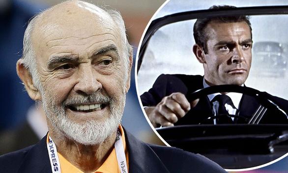 Diễn viên Sean Connery - James Bond đầu tiên - qua đời ở tuổi 90 - Ảnh 7.