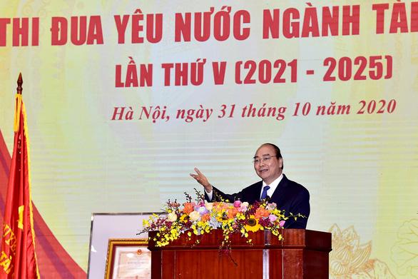 Thủ tướng Nguyễn Xuân Phúc: Chi tiêu thuế của dân hiệu quả để dân tín nhiệm Chính phủ - Ảnh 1.