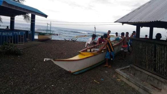 Philippines sơ tán hơn1 triệu dân tránh 'siêu bão mạnh nhất thế giới Goni - Ảnh 4.